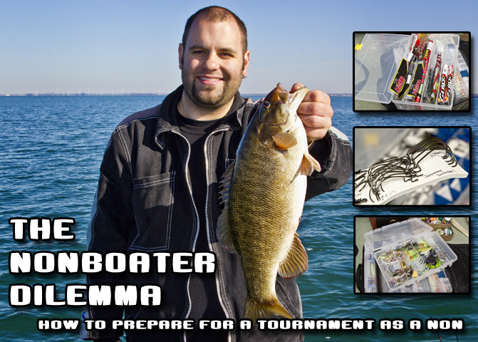 Live 2 Fish How To Be A Better Non Boater Articles  tournament fishing Non Boater Fishing Lures bass fishing