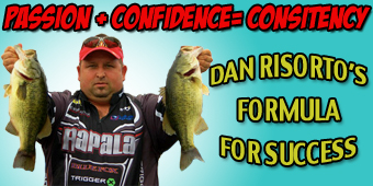 Live 2 Fish Dan Risorto's Formula For Success Interviews Tournament News  tournament fishing tournament angler Dan Risorto