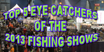 Live 2 Fish Top 5 Eye Catchers of the 2013 Fishing Shows A First Look Gear Tackle Writers Choices  Koopers Live Target Freedom Tackle fishing shows bioedge bass magnet Bass fishing tackle anglers choice