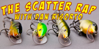 Live 2 Fish Rapala's Scatter Rap with Dan Risorto A First Look Gear Reviews  Video Rapala