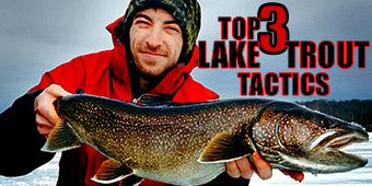 Live 2 Fish Ice Fishing for Lake Trout Articles Ice Fishing  Tube Jigs Swimbaits Rattle Baits Live Target Lake Trout Lake Simcoe Ice Fishing