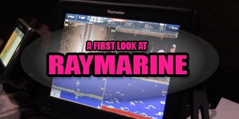 Live 2 Fish The 2015 Raymarine Lineup A First Look Electronics Video