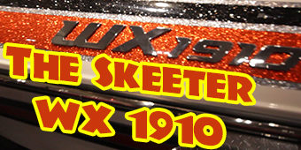 The Skeeter WX 1910