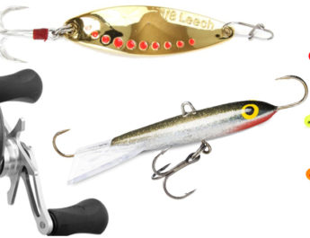 New for 2017 - Ice Fishing
