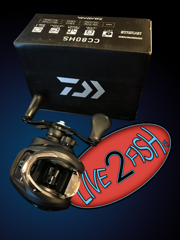 Live 2 Fish Win This Daiwa CH80!! Contests Everything Fishing